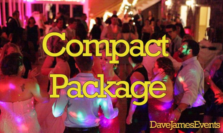 Compact Wedding Package
