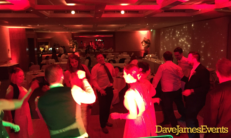 Marbella Wedding Disco