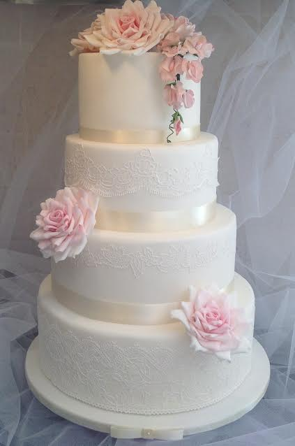 Marbella Wedding Cake
