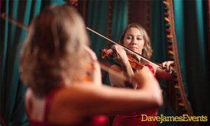 Traditional Violin by Naiara Castillejo Garcia