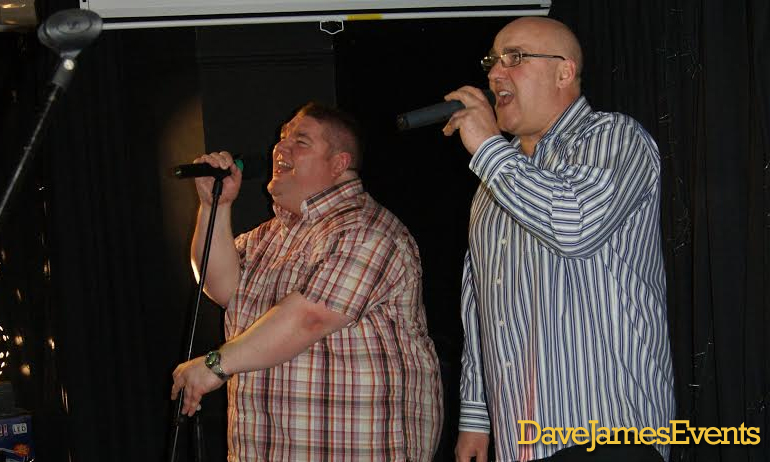 No Band Required Singing Duo