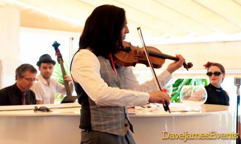 Quike Navarro Jazz Quartet