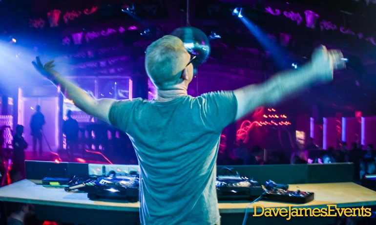 DJ Steven Cooper