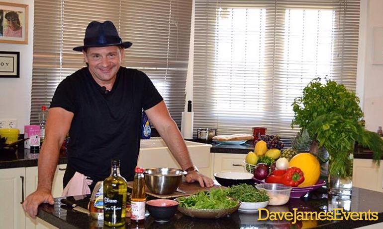 Steven Saunders Chef