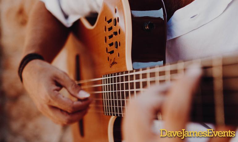 Jesus Gomez Classical Guitar Costa Del Sol