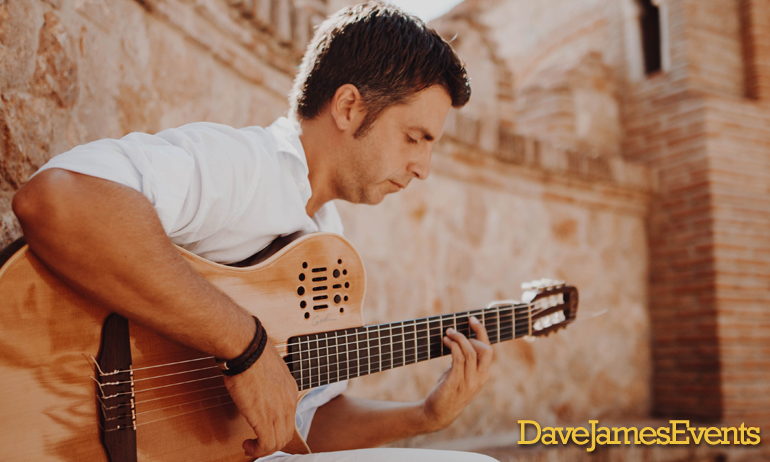 Jesus Gomez Classical Guitar Marbella