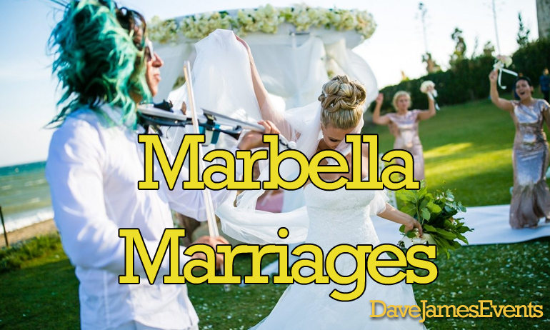 Marbella Marriages