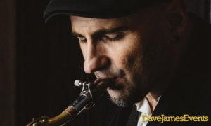 Roberto Cantero Saxophone.
