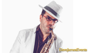 Leo La Peruta Sax Player Spain